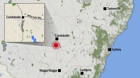 Condobolin crash