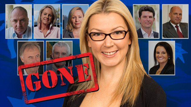 Senator Skye Kakoschke-Moore has quit parliament after it was revealed she is a dual citizen of Great Britain.
