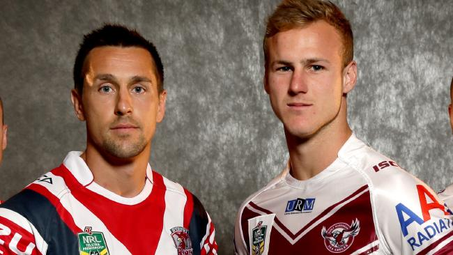 Pearce and DCE would make Manly a serious proposition. Photo: Gregg Porteous