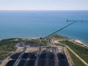 The site of Adani's Carmichael Coal mine project in north Queensland.