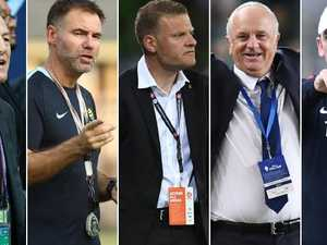 Eight candidates to replace Ange