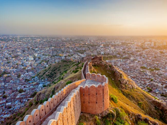 Travellers can snap up AirAsia flights to Jaipur, India, from $241.