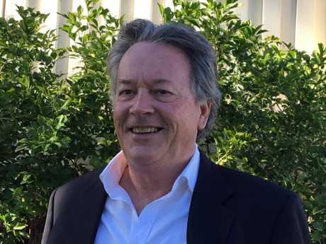 Mark O'Brien ALP candidate Warrego
