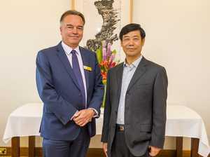 Chinese delegations visit USQ