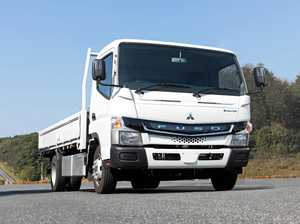 Electric buzz: Fuso eCanter test drive