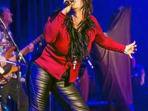 SOLO ACT: Carinda Christie plays KC's Bar and Grill this Friday and Saturday.