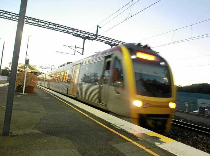 RAIL PLEDGE: Labor has struggled to negate the impact of the LNP's commitment to rail duplication.