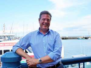 Tim Nicholls in Hervey Bay