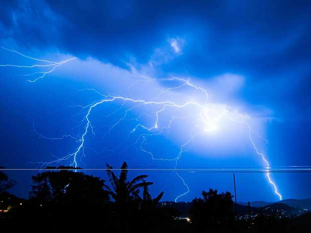 SES ALERT: The Richmond Tweed SES advise residents the Northern Rivers will be in the footprint of a possible thunderstorm on Thursday night.