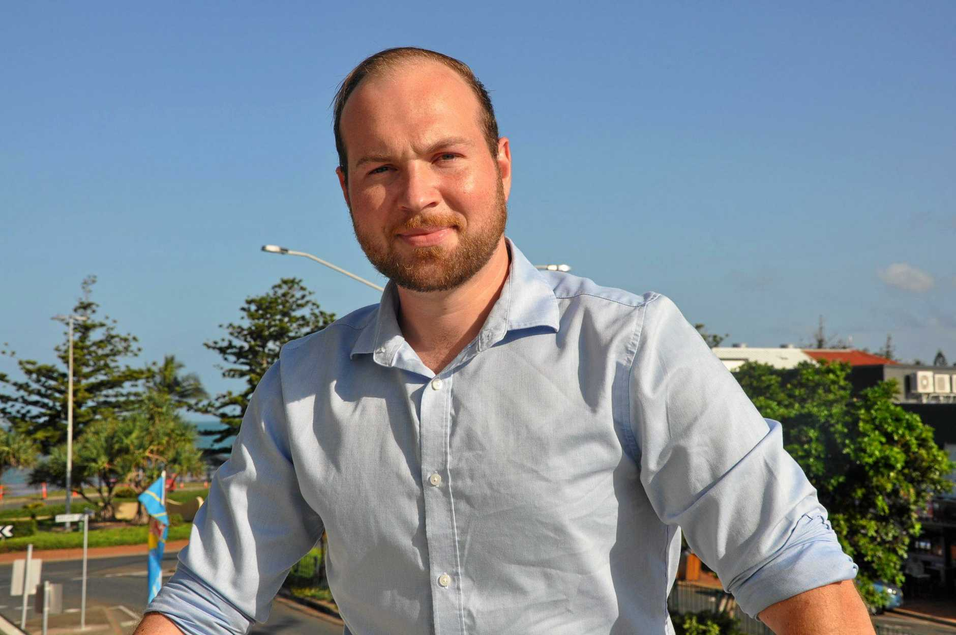 One Nation candidate for the seat of Keppel Matt Loth