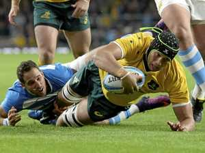 Rebels lock in Wallabies forward