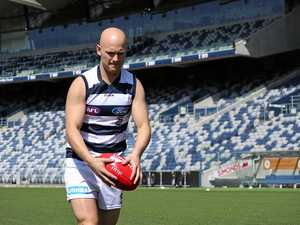 Ablett lines up in Cats colours