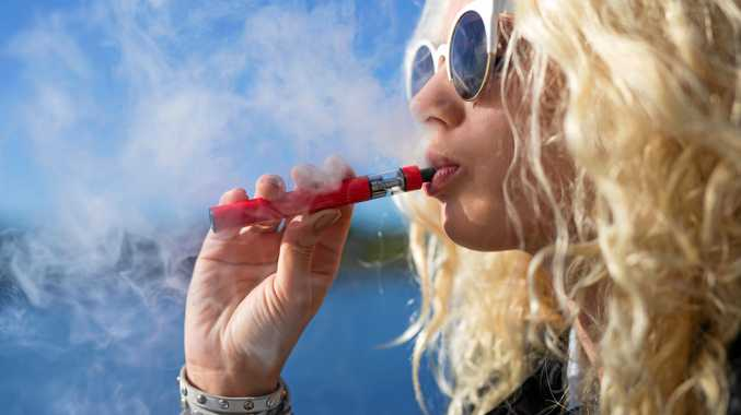 NSW Labor has introduced a bill banning smoking e-cigarettes in public places
