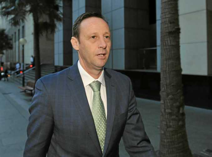 Swimming Australia chief executive Mark Anderson has resigned to take up a position with the Collingwood Football Club.