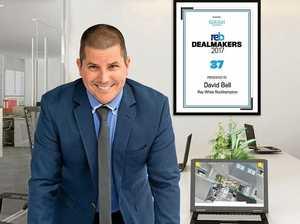 David Bell secures national dealmaker ranking