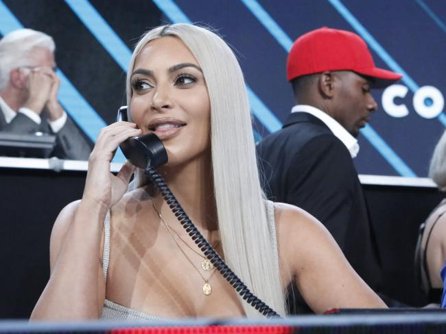 Kim Kardashian has called in her lawyers to help with Cyntoia Brown's case. Picture: Evans Vestal Ward /NBCUniversal/One Voice: Somos Live!/Getty Images