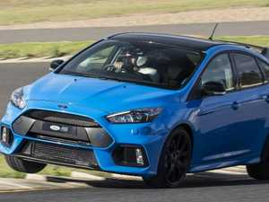 Hot hatch farewell: final Ford Focus RS put to the test