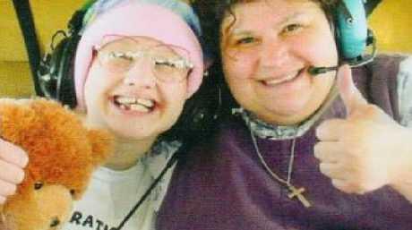 Gypsy Rose Blanchard and mum Dee Dee.