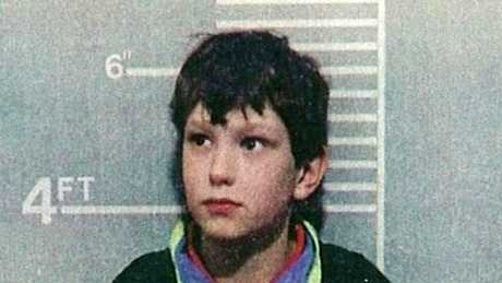 Jon Venables as a 10 year old. He was one of the child killers of toddler James Bulger. Picture: AP
