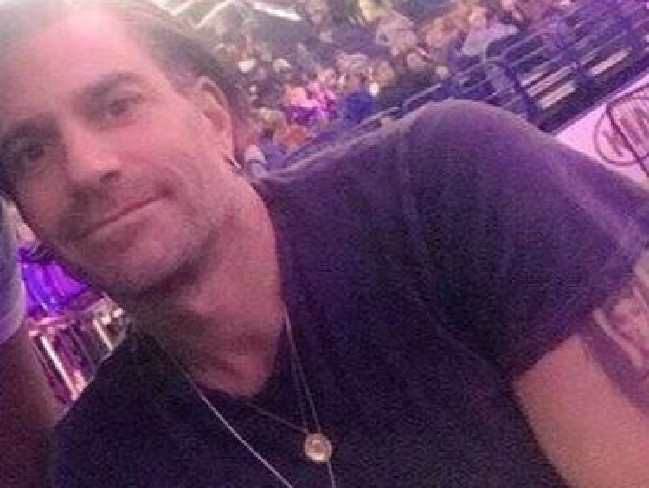 Christian Carino shows off his Gaga tattoo on social media. Picture: Twitter