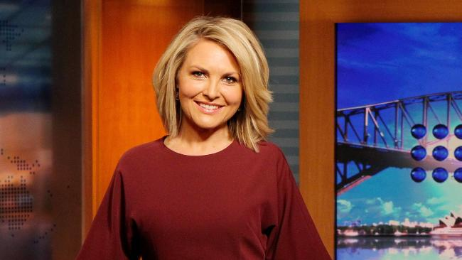Georgie Gardner has been announced as the new co-host of Today. Photo: Hollie Adams/The Australian