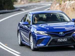 Toyota Camry gets major makeover