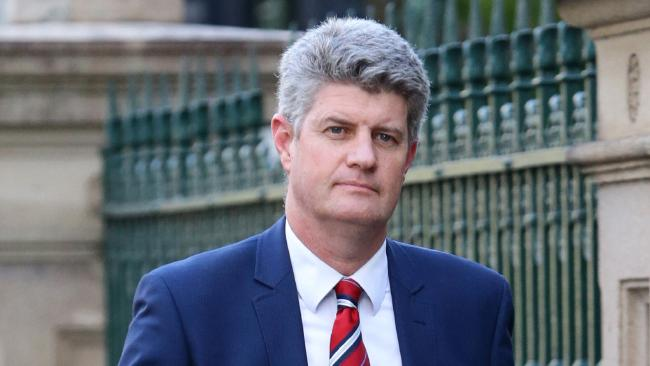 Stirling Hinchliffe will be in the Fraser Coast today.