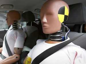 Which states have Australia's biggest crash test dummies? Tailgating revealed as the biggest cause of accidents according to a study of 400,000 claims. Picture: Supplied.