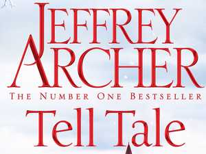 BOOKS: Telling tales is Jeffrey Archer's forte