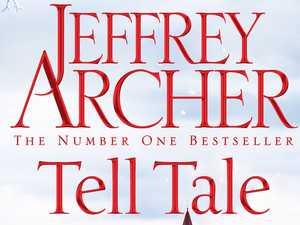 BOOKS: Telling tales is Jeffrey Archer's forte