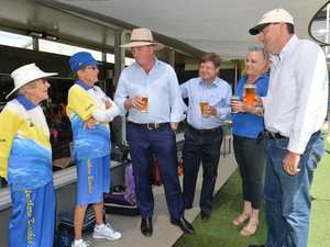 Barnaby Joyce  shows support for local candidates