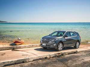 Sunshine Coast start for Holden Equinox SUV