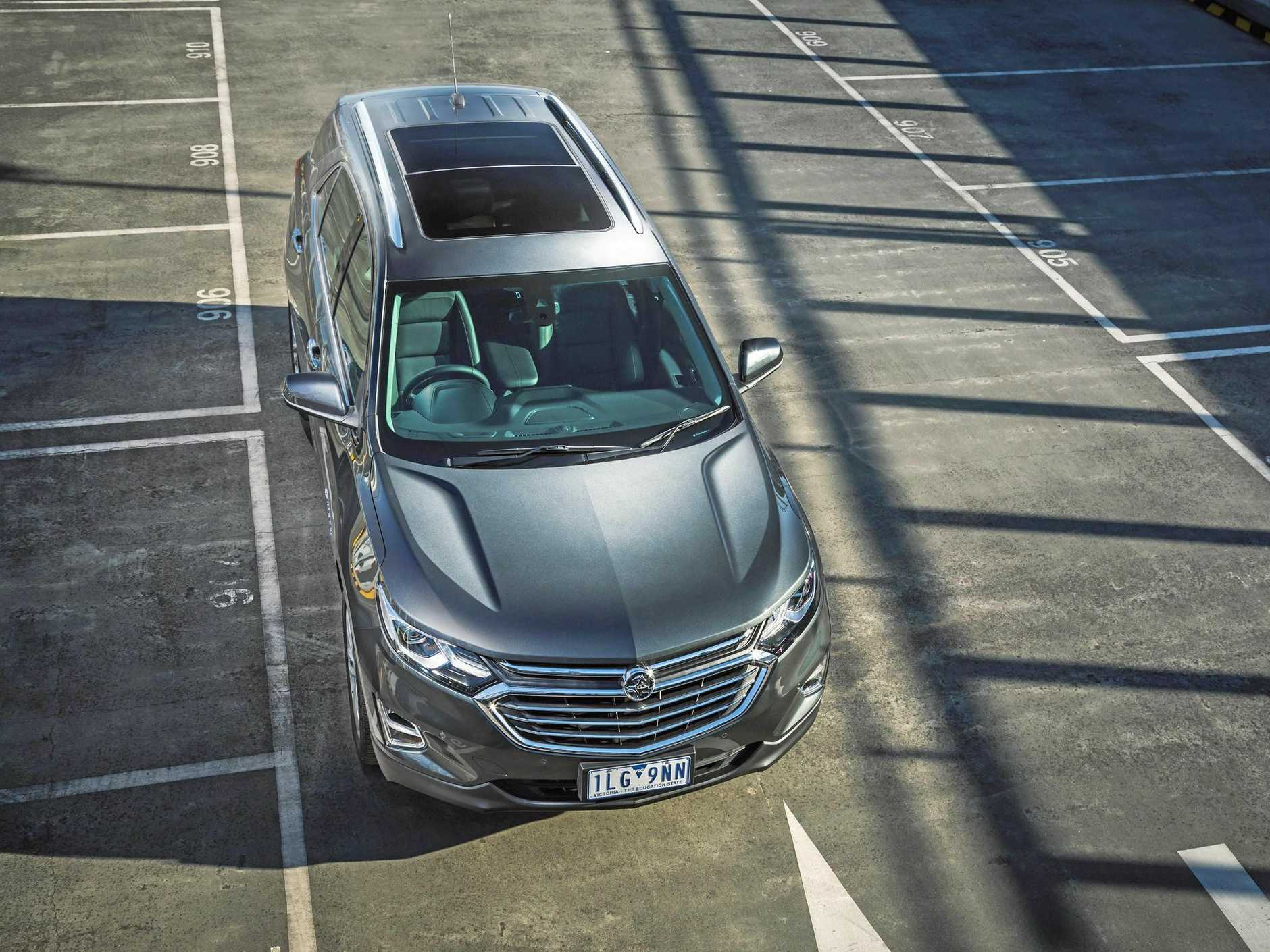 the all-new Holden Equinox will go on sale in December.