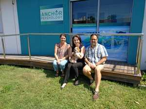 Therapy dog joins Caloundra psychologist