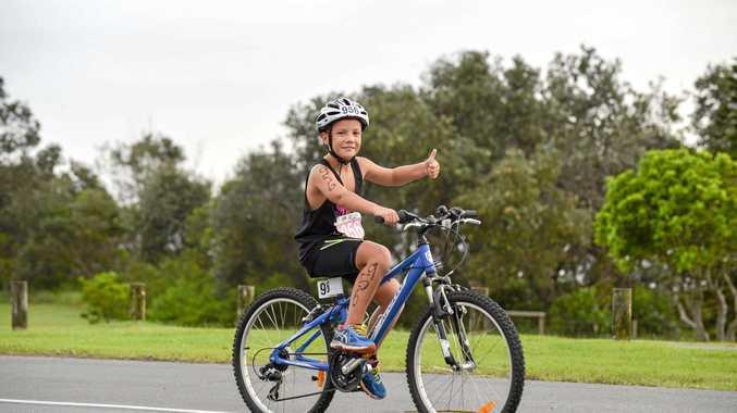 RACE READY: The Kingscliff Triathlon will be back on December 3.