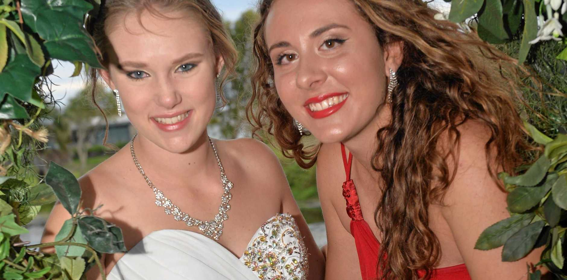 Mackay North State High School Formal was held at the Windmill Centre.