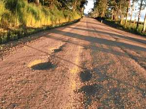 WATCH: Is this the worst road in the Mackay region?