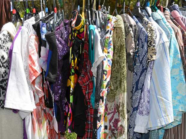 RETAIL PAIN: Clothing retailers in Australia face a double threat: digital competition and weak market conditions.