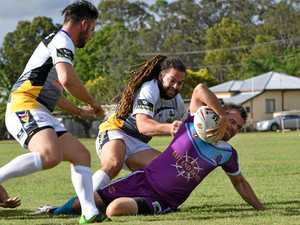 ON THE MOVE: Burnett Heads Cutters such as Casey Doherty could be playing in the Bundaberg Rugby League.
