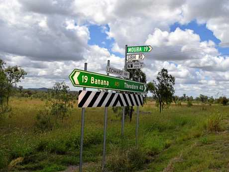 Gihibi Road is closed about 10km in from the Leichardt Highway, right before the mine tunnel.