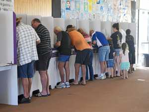 COAST POLLING BOOTHS: Where you can cast your vote today