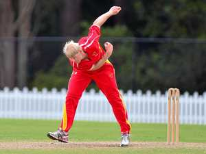 Last campaign for pained Scorchers bowler