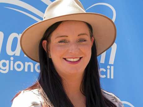 Labor's Keppel candidate Brittany Lauga.