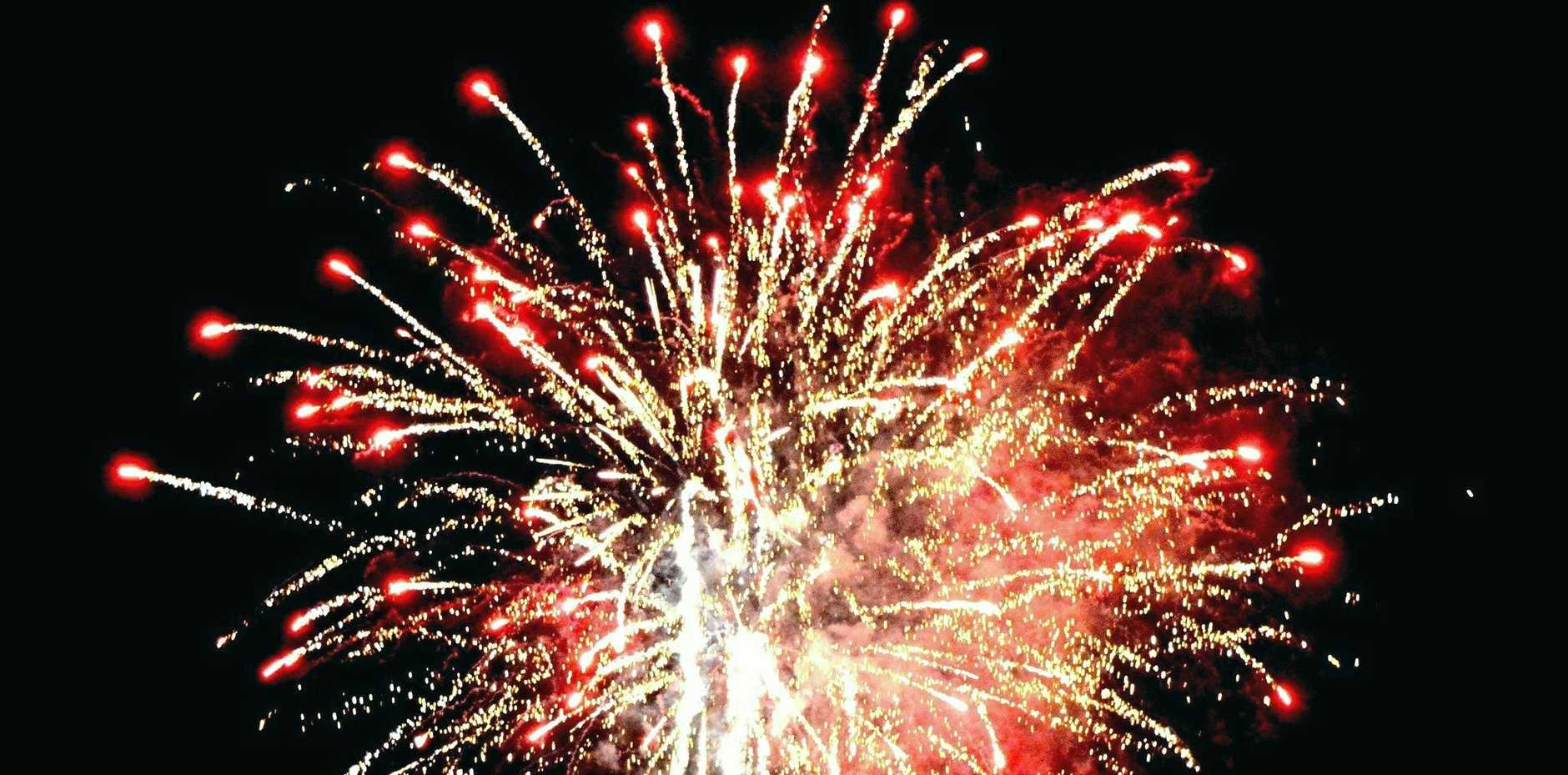 There are plenty of opportunities to see fireworks this December.