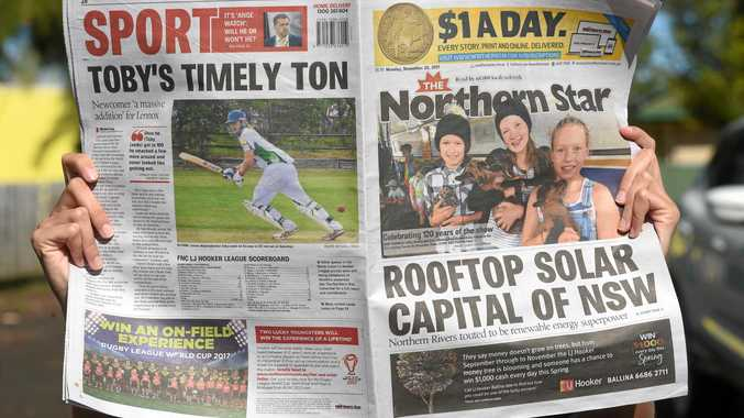 The Northern Star engages with 222,000 people each month across its print and digital platforms.