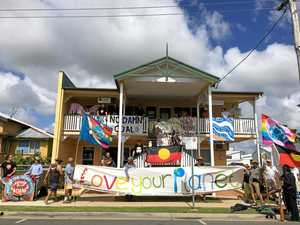 Front Line Action on Coal takes the fight to MP's office