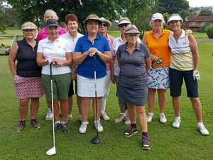 STABLEFORD SHOOTERS: The final 10 players in the Lismore Workers Women's Golf Club Stableford Shootout.