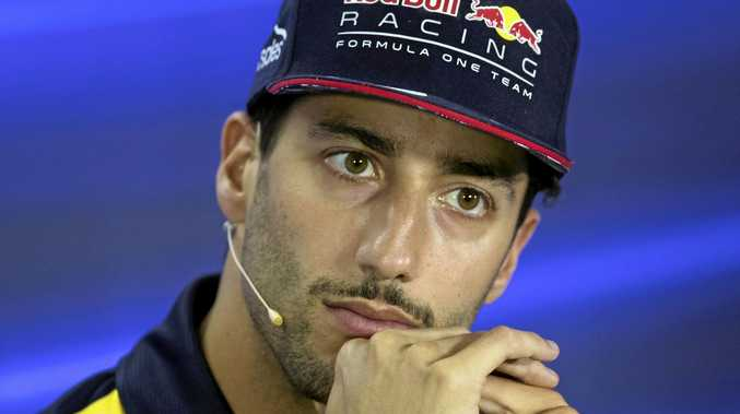 Australian Formula One driver Daniel Ricciardo says he wants a better season in 2018