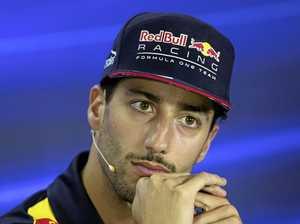 Ricciardo wants a better season in 2018