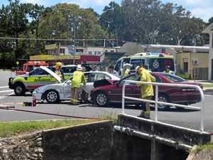 Torquay crash